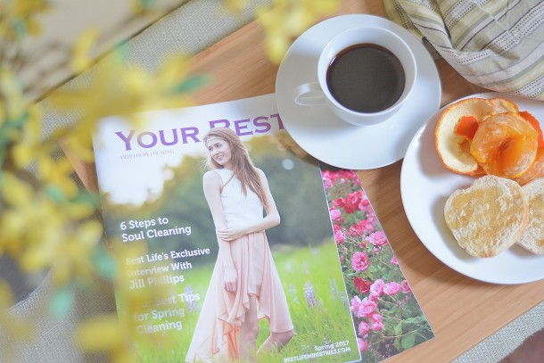 The big news first! My blog in print! I love seeing my work in publications. Follow along the journey with me!